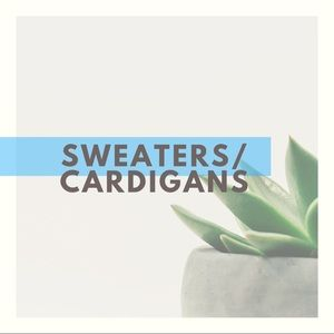 Sweaters - Various sweaters